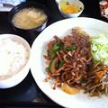 写真: 20120619昼食