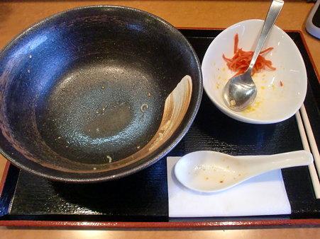 麺処 咲柳 完食