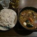 Photos: GARAKU とろとろ炙り焙煎角煮(ライス大盛り)