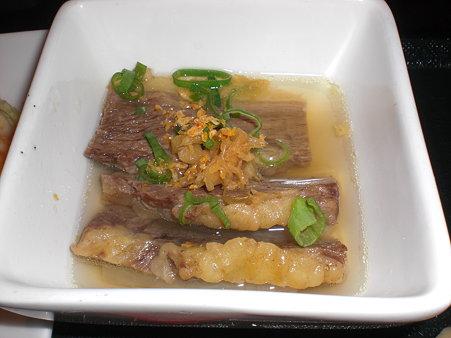 牛肉と大根のスープ煮