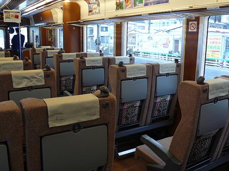 ゴージャスな列車