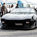 写真: De Tomaso Pantera GT4改