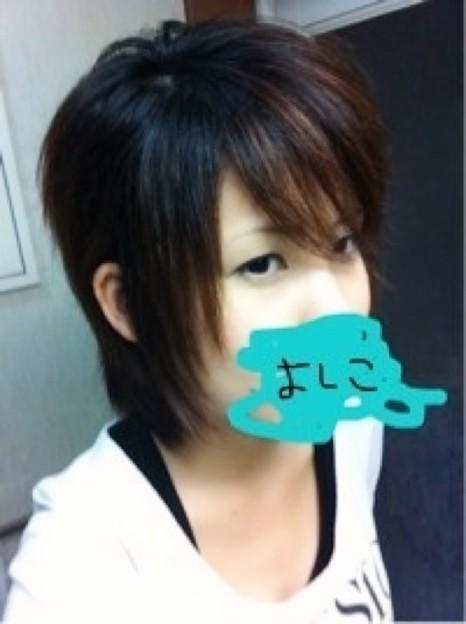 写真: この伸びかけの髪どうすれば...