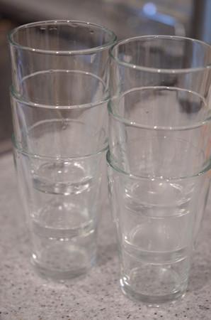 IKEA グラス