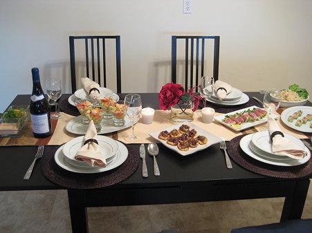 2009/5/31 Dinner