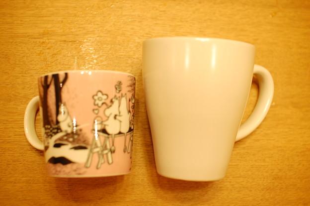 写真: USサイズマグカップ
