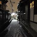 写真: 110214 雪の坂ノ下
