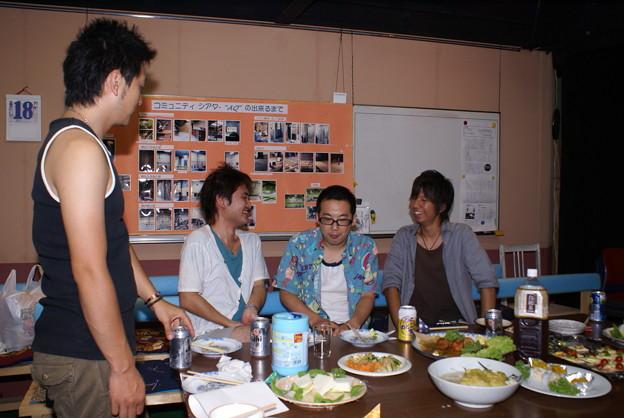 Photos: 10_第2部 歓談_02