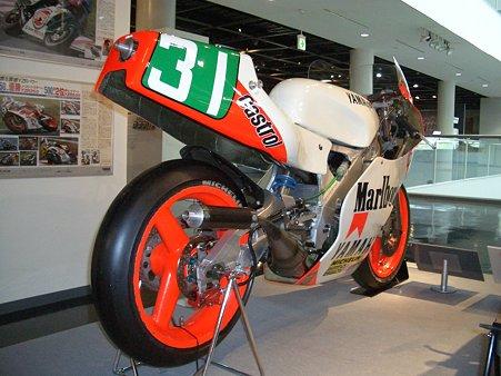 ヤマハモーターサイクルレーシングヒストリー09 007