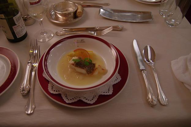 s7142_トワイライトエクスプレス食堂車_フランス料理3