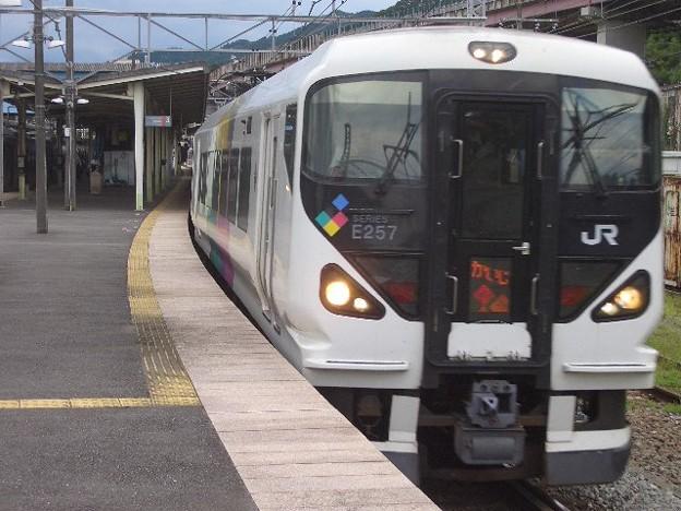 中央線 特急かいじ新宿行 CIMG4727