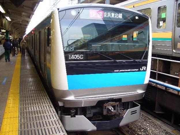 京浜東北線 快速 CIMG5015