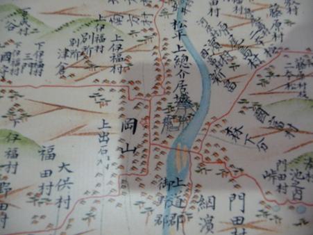 090602-伊能図 中国 (4)
