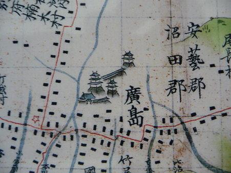 090602-伊能図 中国 (3)