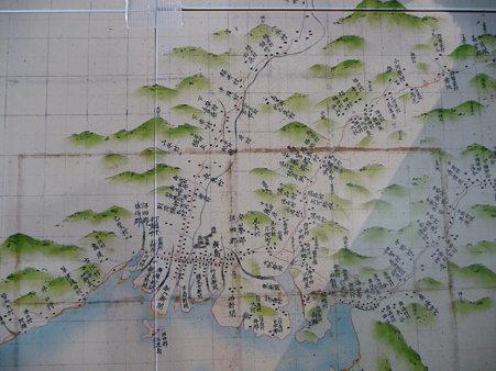 090602-伊能図 中国 (2)
