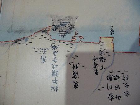 090602-伊能図 四国 (5)