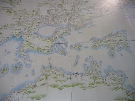 090602-伊能図 四国 (6)