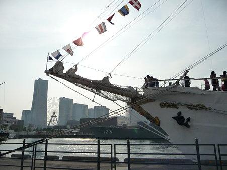 090704-帆船グロリア (10)
