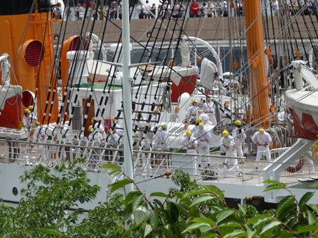 090720-日本丸 総帆展帆 (13)