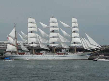 090720-大桟橋 総帆展帆 (48)