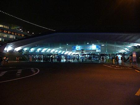 090801-大桟橋 夜