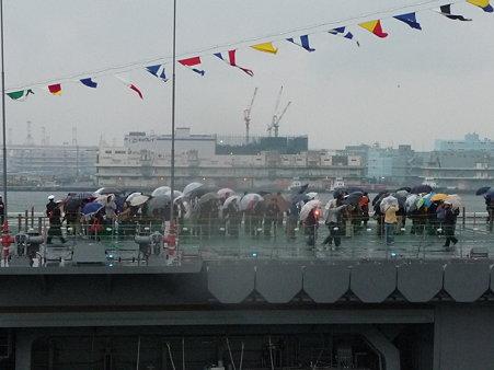 091024-ひゅうが 下船 (36)