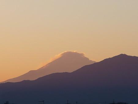 101231-富士山(夕) (2)
