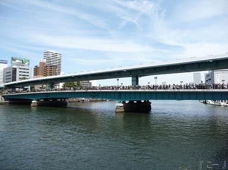 110417-造幣局 桜の通り抜け (1)