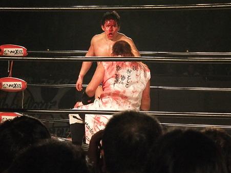 大日本プロレス 横浜文化体育館 20101219 (10)