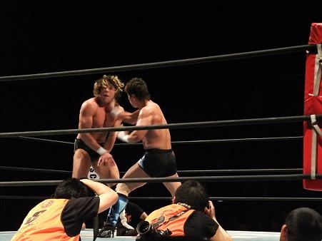 新日本プロレス BEST OF THE SUPER Jr.XVIII 〜Bring it on!〜 ディファ有明 20110528 (19)