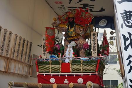 07 2014年 博多祇園山笠 恵比須流 舁き山 我者博多総鎮守 (5)