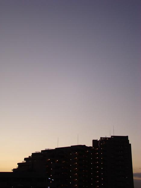 写真: 星空@2010-12-15