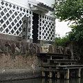 Photos: 水産堂裏