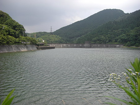 河内の貯水池はこんなもんだ
