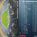 Photos: 日本代表チップス2011C-03チェックリスト(TEAM AS ONE)