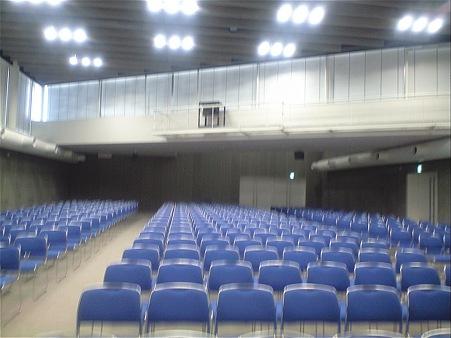 東工大蔵前会館 (Tokyo Tech Front) くらまえホール