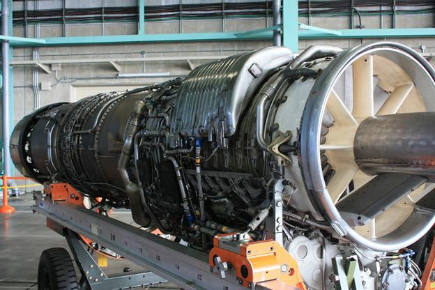 F-4EJ改 エンジン J79-IHI-17 IMG_8222