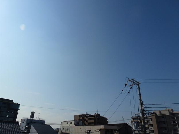 Photos: 11月4日の空