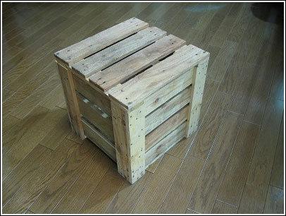 ADA木箱。