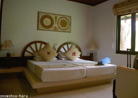 アマヤレイク・ベッド
