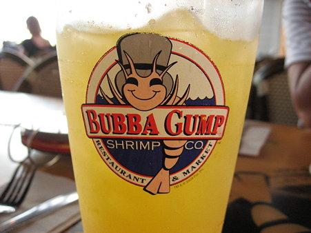 2009年ハワイ旅行〜BUBBA GUMP SHRIMP〜