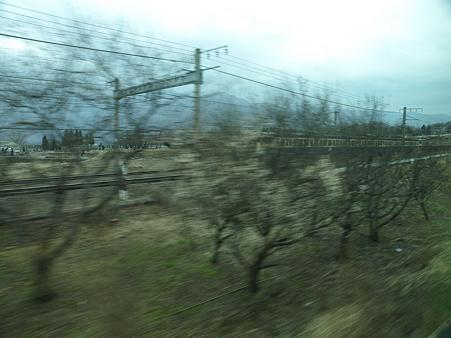 小海線キハE200の車窓4