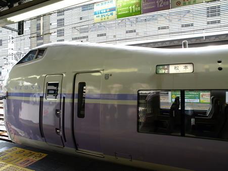 E351系(新宿駅)1