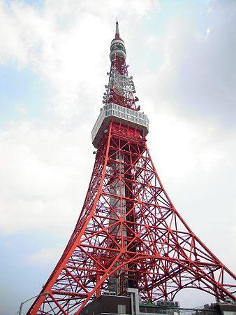 昼の東京タワーs