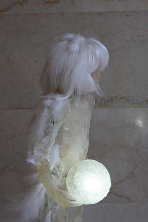2009.09.26 横浜 中間的存在-1枚のガラス 稲吉稔