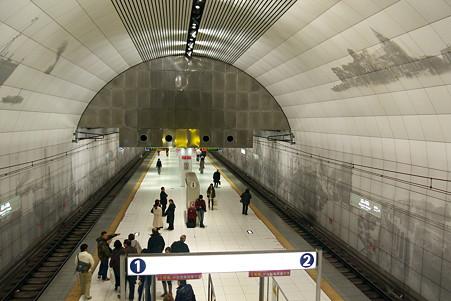 2011.01.16 中華街駅