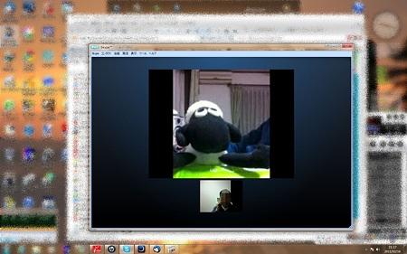 2011.02.16 机 Skypeで画像 BSW13K07H PC