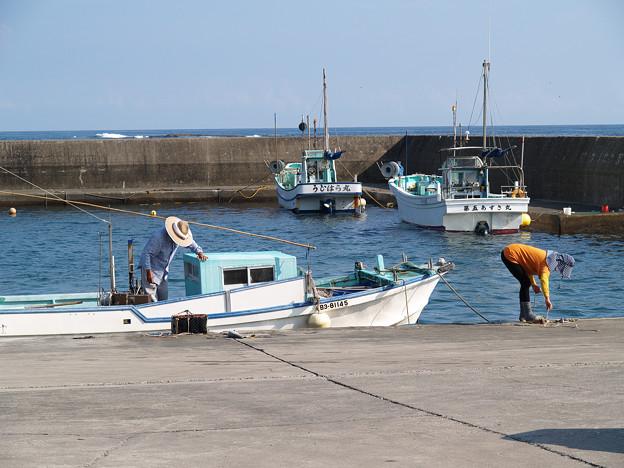 房総の漁港・夏:2007_0825_olymp_E-500_8259419