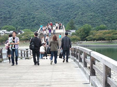 2009年9月22日 錦帯橋2