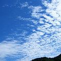写真: 鰯雲